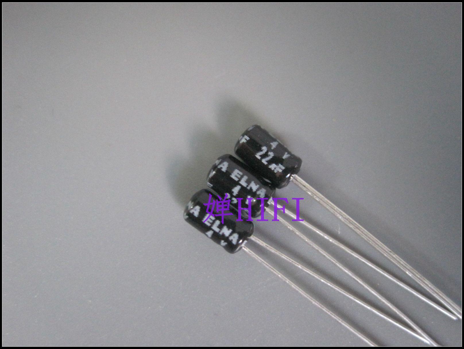 2019 hot sale 20PCS/50PCS Imported ELNA original original electrolytic capacitor 4v22uf 3x5mm free shipping2019 hot sale 20PCS/50PCS Imported ELNA original original electrolytic capacitor 4v22uf 3x5mm free shipping