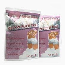 3 упаковки = 42 шт/партия китайская оригинальная травяная медицина патч для поддержания здоровья Детокс золото Расслабление стоп колодки с клеями