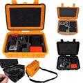 Портативный Безопасности Жесткий GoPro Дело Противоударный Спорт Действий Камеры Sj4000 Коллекция Коробка Защитная Сумка