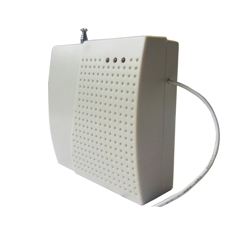 433MHz Wireless GSM Repeater Signal Amplifier RF Signal Booster For Wireless Alarm Code Panel And GSM Alarm System RPT3000 2 4ghz 8w wlan wifi wireless broadband amplifier signal booster for rc radio extend the distance
