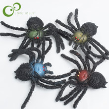 10*17cm Halloween Toys Spider Simulation Toys Tricky Scary Toy Prank Gift Model Strange New Toy Prank for Children GYH(China)