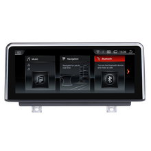 10.25 inch Screen Android 8.1 PX6 Six Core Car GPS Navigation for BMW 3 series 4 2018 EVO system Auto Multimedia Player