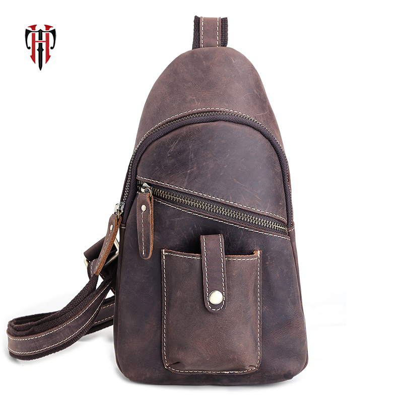 TIANHOO Mini messenger bags cow leather chest bag corssbody cell phone/BOOK/WALLETS retro bagsTIANHOO Mini messenger bags cow leather chest bag corssbody cell phone/BOOK/WALLETS retro bags