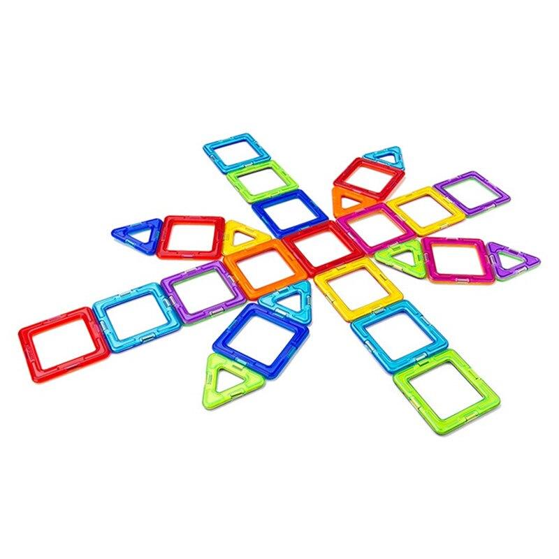72Pcs 82Pcs 91Pcs 101cs Big Size Magnetic Kids Toys Educational 3D Magnetic Blocks Toy Diy Building Bricks