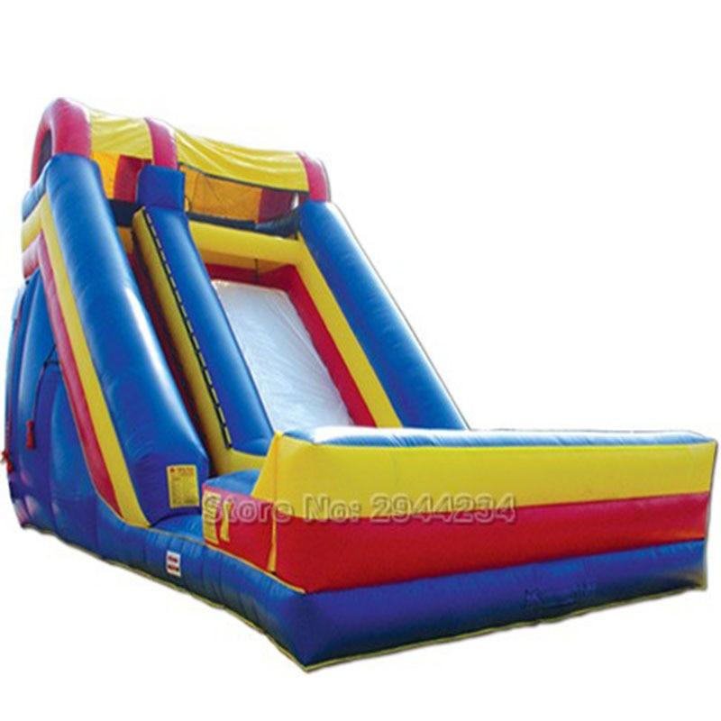 Inflatable Kids Indoor Slide Outdoor Playground Toys