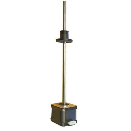 ФОТО NEMA17 linear stepper with Tr8*8 lead screw