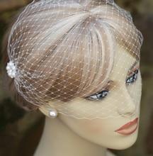 Elegant Bridal Hair Accessories Wedding Hats and Fascinators Ladies headdress With Comber
