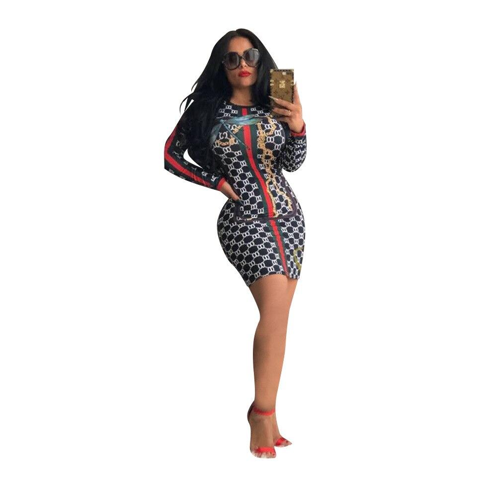 Women/'s Micro Mini Abito Donna Ragazze stampato breve Wrap Abito Scollato Collo Rotondo