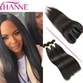 7A Peruvian Straight Hair With Closure Peruvian Virgin Hair Straight With Closure 4pcs Peruvian Straight Puruvian Hair Bundles