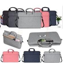 13 14 15.4 15.6 Shoulder Messenger Handbag Notebook Laptop Bag Sleeve For Xiaomi Acer Dell HP Asus Lenovo Macbook Pro Air case