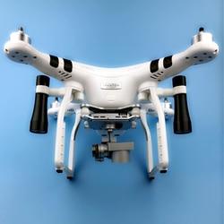 DJI Phantom 3 zestaw oświetlenia LED nawigacji lampa reflektor reflektor dla Phantom SE/profesjonalny/a/zaawansowane/standardowy drone akcesoria|Zestawy akcesoriów do dronów|   -