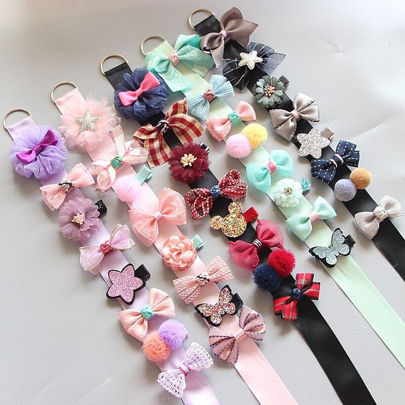 Hair Clip Barrette Hairpin for Women Ladies Accessory Crown Flower Hair Pins