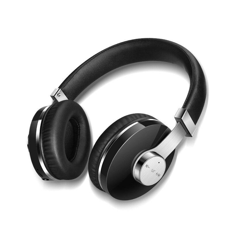 T9 casque réduction du bruit Bluetooth casque binaural sans fil ordinateur jeu câble téléphone portable version musique tout compris oreille