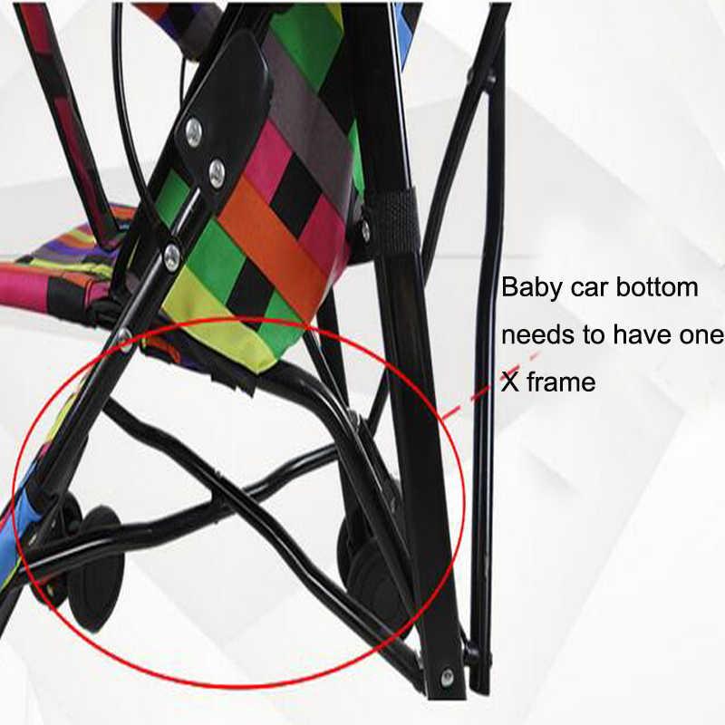 Neue Stil Baby Kinderwagen Korb Organizer Lagerung Tasche Tragbaren Kinderwagen Neugeborenen Baby Pflege Kinderwagen Korb Infant Kinderwagen Zubehör