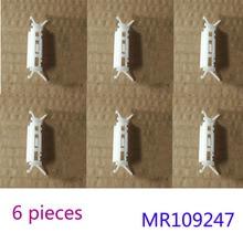 6 шт. для MITSUBISHI L200 TRITON SPORTERO STRADA крыша-Капельное Литье клип № MR109247