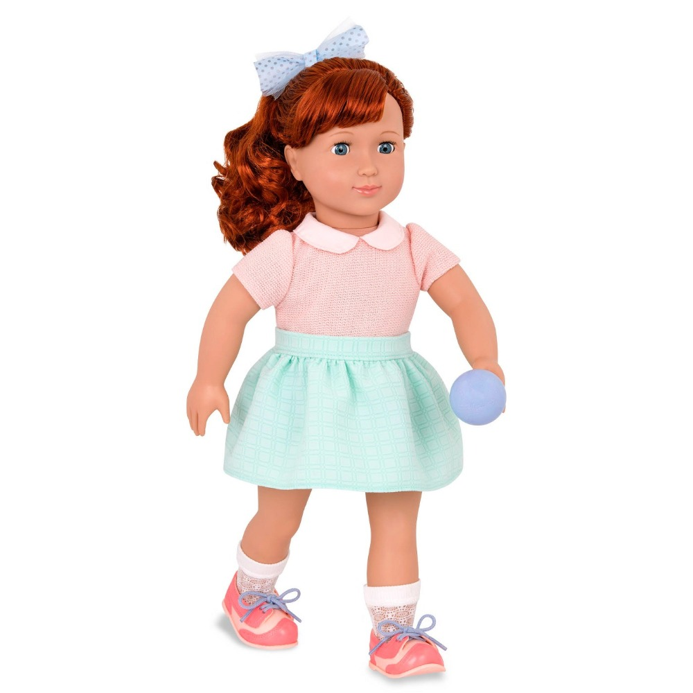 18 Inch Kaye Doll 45cm Our Generation Doll With Flexible Arms And Legs marguerite kaye niekada nepamiršk manęs