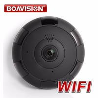 BOAVISION HD 960P VR WIFI IP Camera 1 3MP Support Max 64GB TF Card Two Way