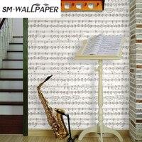Beatiful trang trí dấu hiệu âm nhạc thiết kế home wallpaper từ trung quốc
