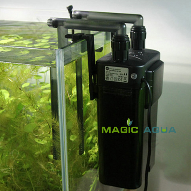 Aquarium external filter setup for Install external pond pump