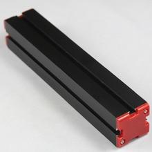 28cm Long Machine Bed Aluminum alloys Mini Lathe s Long Dock For mini lathe machine Z002