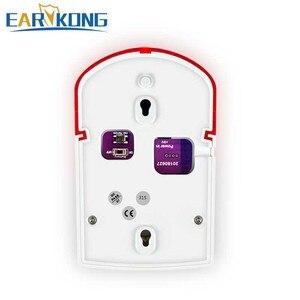 Image 2 - Outdoor Waterproof Wireless Strobe Siren High Decibel Loudness For Our Home Burglar GSM Alarm System M2B