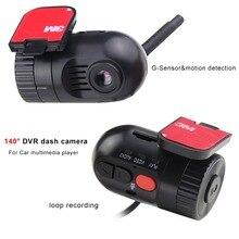 Auto Video Recorder Mini Car dvr HD 1080 P Senza Schermo Videocamera per auto di registrazione per Universal Car Radio auto dvr della macchina fotografica