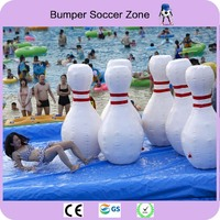Free Shipping 6 Pieces Lot 1.8m Inflatable Human Bowling Zorb Ball For Bowling Outdoor Human Bowling Sport Free With 1 Pump