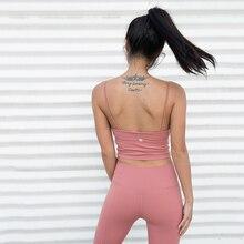 c7086b3d23 Top Sports Bra Women Yoga Sports Wear For Women Gym Top Fitness Women Gym  Workout Top Sexy Sports Bra Seamless Underwear