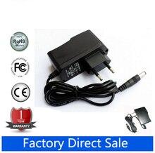 12V 0.5A 500mA AC DC אספקת חשמל מתאם מטען קיר עבור D link DSL 2640U
