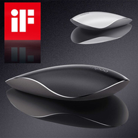 Rapoo USB Wireless Laser Touch Mouse Durable Computer Mouse Souris sans fil Silent Gestures Magic Gaming Mouse raton inalambrico
