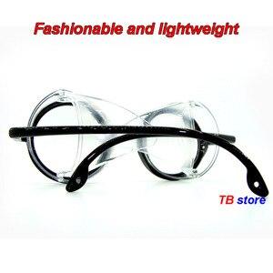 Image 4 - 12235 Beschermende Bril Winddicht Stofdicht Schokbestendig Veiligheidsbril Inklapbare Avant Garde Mode Fietsen Goggles