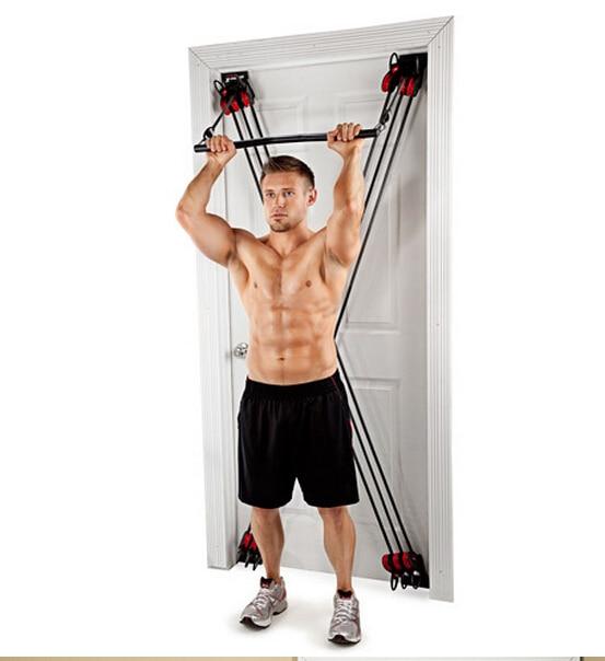 Delicieux Drop Fitness U0026 Body Building X Factor Door Exercise Gym As Seen On TV Door  Gym Machine X Factor,Door Fitness Equipment In Resistance Bands From Sports  ...