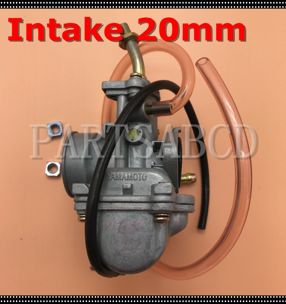 Atv,rv,boat & Other Vehicle 20mm Intake Carburetor For Suzuki 110cc Motorcycle Atv Parts