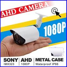 11,11 Продажа Мини CCTV AHD Камера 720 P/960 P/1920*1080 P Цифровой Все FULL HD 2MP металла Водонепроницаемый IP66 Открытый инфракрасного ночного видения
