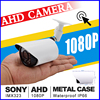 AHD1080P 720P 960P Mini Metal Security Surveillance HD CCTV Camera IR CUT Infrared Night Vision Waterproof