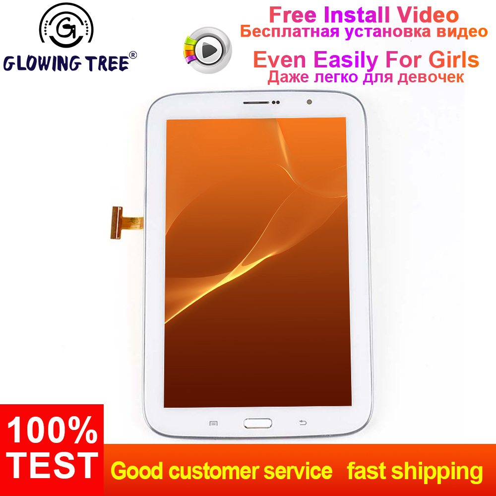 Mobile Phone Parts Touch Screen Digitizer Sensor Panel Glass Assembly 2 Color For Samsung Galaxy Note 8 Gt-n5110 N5110 Lcd Display Monitor