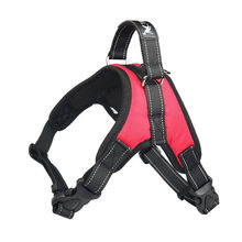 Large Dog Harness Vest Walking Hand Strap Outdoor Lead Collar Puppy drop shipping Leads Pets Products