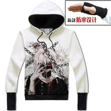Tokyo Ghoul Anime Costume Coat Sweatshirt