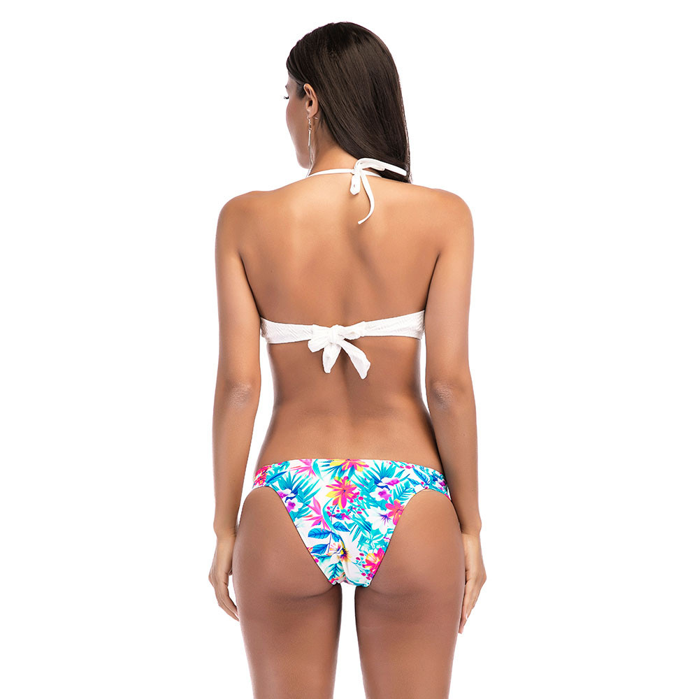 HOT SALE NEW Arrival Sexy Women Bikini Set Embroidery Swimsuit Swimwear Beachwear Bathing Suit Bikini Swiming #2DQ