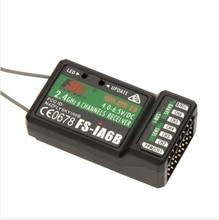F17294 Flysky FS-iA6B 2.4 G 6 canales 6CH RC receptor PPM salida con iBus puerto para FS i4 i6 i10 RC transmisor