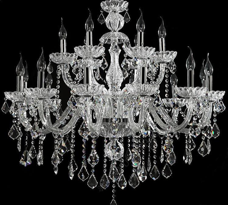 Image 3 - ثريا حديثة بإضاءة من الكريستال ، ثريا حديثة بإضاءة كريستالية ، ثريا داخلية للمنزل ، ثريا لامعةlustres de cristalmodern crystal chandeliercrystal chandelier lighting -