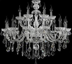 Image 3 - Moderna luz do candelabro de cristal moderna iluminação luzes de cristal casa interior luminária sala lustres lustre de cristal