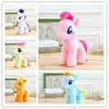 1 unid 18 cm encantador y pequeño poni caballo juguetes de Peluche muñeca juguetes kidz Niños regalo de cumpleaños Juguetes de navidad regalos de envío gratis