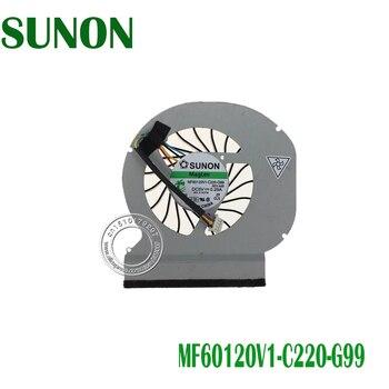 Nouveau MF60120V1 C220 G99 ventilateur CPU pour Dell E6420 CPU ventilateur de refroidissement Ventilateurs et refroidissement Ordinateur et bureautique -