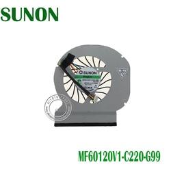 Nowy MF60120V1 C220 G99 wentylator procesora do Dell E6420 wentylator chłodzący CPU cpu fan e6420 fanfan dell -