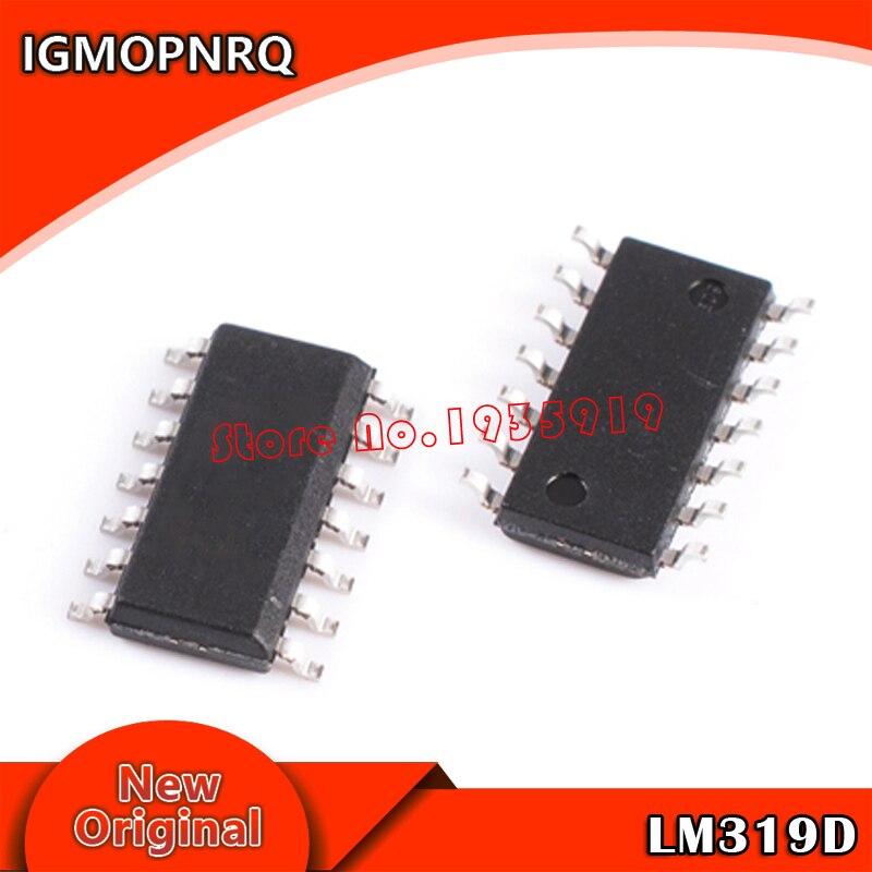 5Pcs LM239 LM239DR SOP-14 Analog Comparator