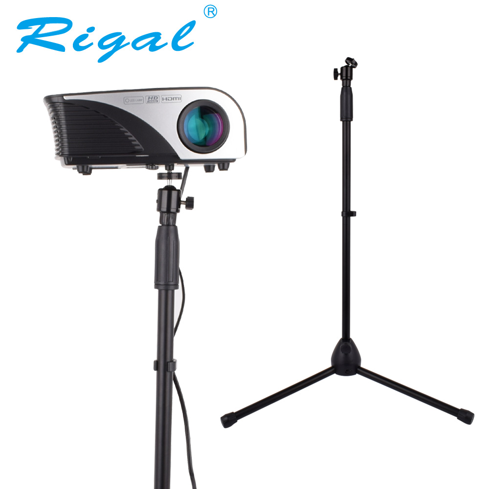 Rigal V2 Floor Stand Tripod 79 141cm Projector Bracket