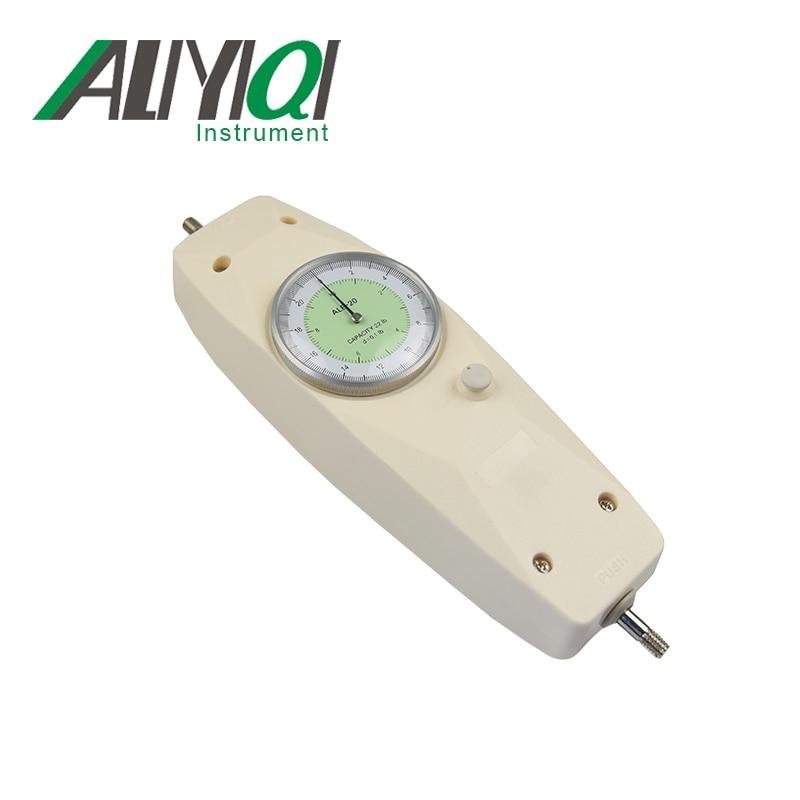 ALB-20 22lb/10kg  Analog Push Pull  force gauge Dynamometer Measuring Instruments High QualitydynamometerALB-20 22lb/10kg  Analog Push Pull  force gauge Dynamometer Measuring Instruments High Qualitydynamometer