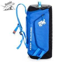 TANLUHU Handbag Multi-Functional Backpack Riding Running Climbing Bag Sports Outdoor Camping Women Men Training Gym