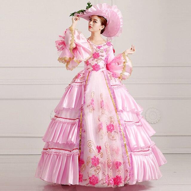 Prinzessin Sissi & Marie Antoinette Kleid Inspiriert Royal ...
